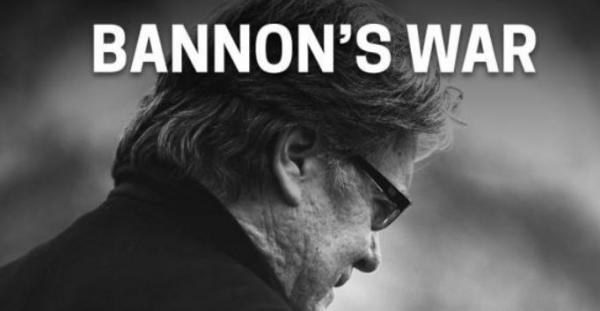 Bannon Vows to Wage War On Republican Establishment