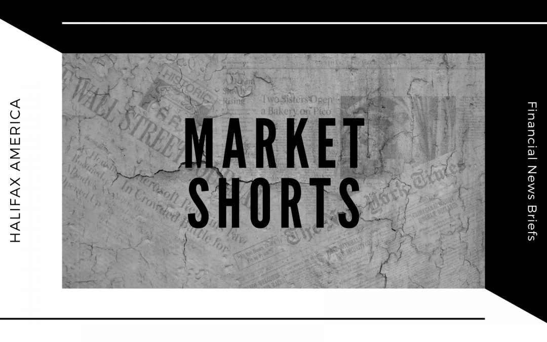 Market Shorts 4.30.19